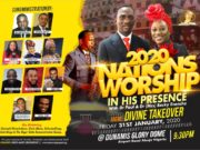 Dunamis International Gospel Centre to host William McDowell
