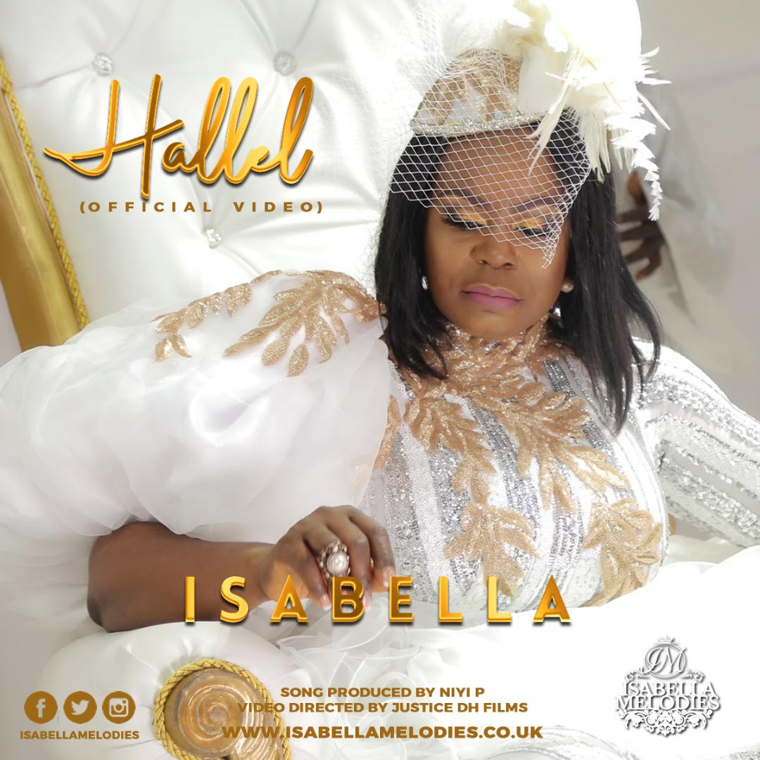 Isabella Melodies - Hallel Official Video