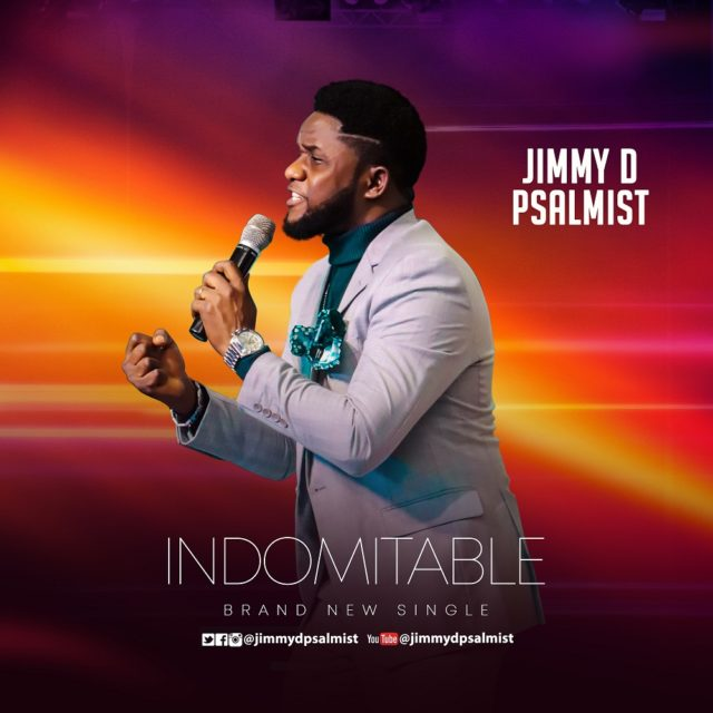 Jimmy D Psalmist - Indomitable