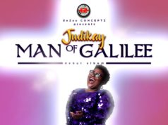 Judikay Debut Album Man Of Galilee