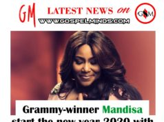 Mandisa - Way Maker