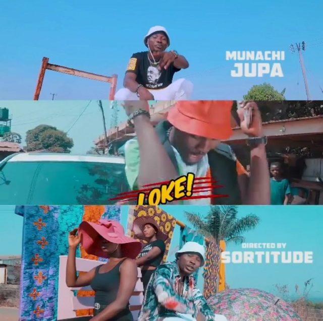 Munachi - Jupa Urban Gospel music