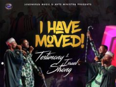 Testimony Jaga - I Have Moved feat. Israel Strong
