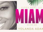 Yolanda Adams Press Release
