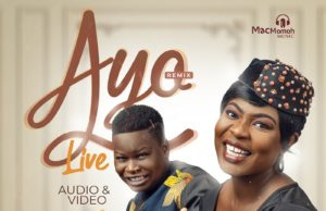 Bee Cee Moh ft. Tosin Bee - Ayo Remix (Live)