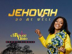 Chrestee Ohio - Jehovah Do Me Well