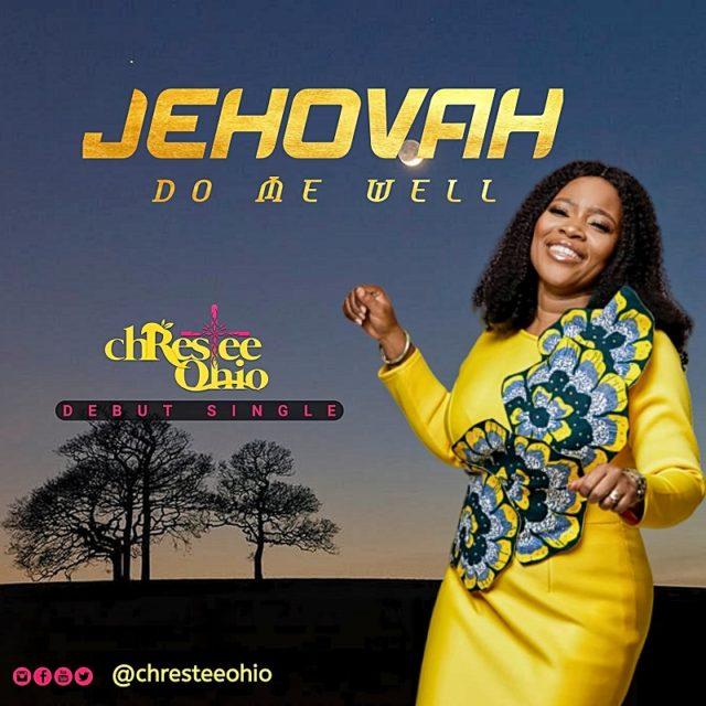 Chrestee Ohio - Jehovah Do Me Well