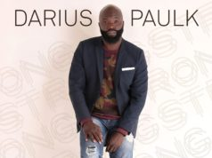 Darius Paulk debut solo Album 'Strong'