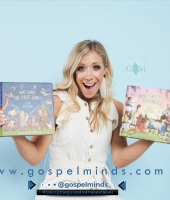 Ellie Holcomb Announces Second Children's Book and EP projects