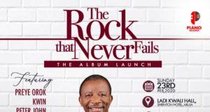 Event Dr Paul Live In Concert ''The Rock That Never Fails' Album unveiling