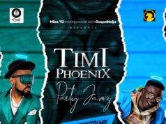 DJ Ernesty mega afro hiphop mixtape 'Timi Phoenix Party Jamz'