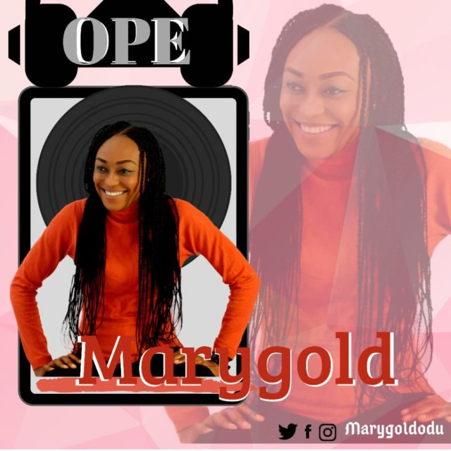 Marygold - OPE (thanks)
