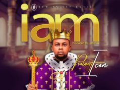 Psalmist Icon - I Am