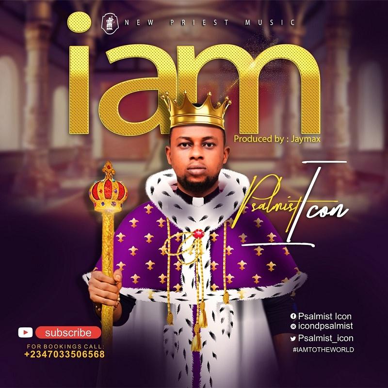 Psalmist Icon - I Am