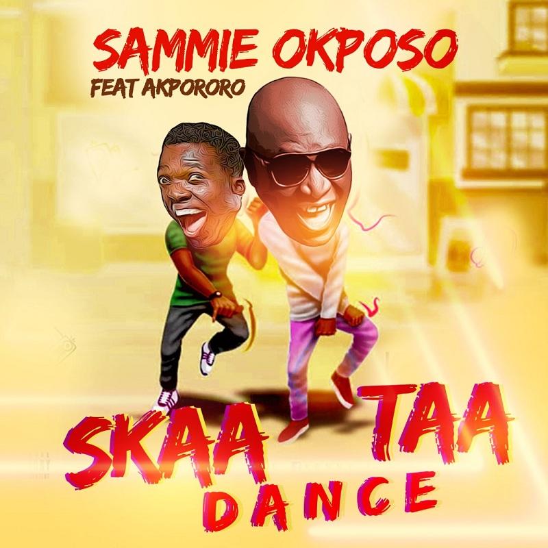 Sammie Okposo Ft. Akpororo - Skaataa Dance