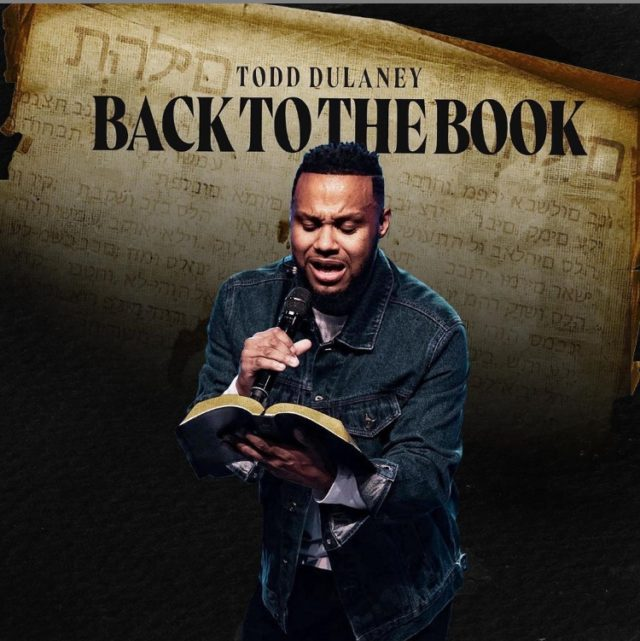 Todd Dulaney - Proverbs 3 (Tablet of Your Heart)