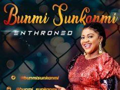 Bunmi Sunkanmi - Enthroned
