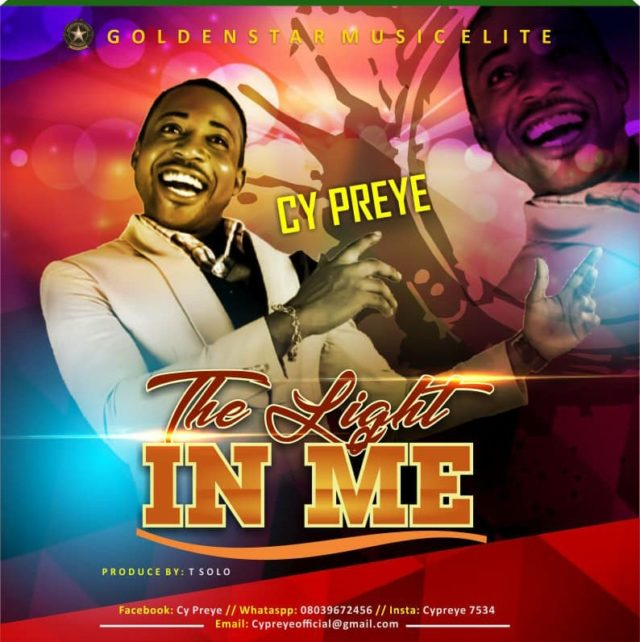 Cy Preye - The Light In Me