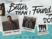 Danny Gokey Challenges Fans To Leave the World On His Upcoming Tour