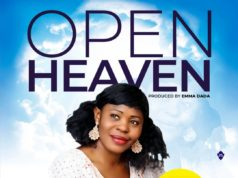 Kristy Flames - Open Heavens