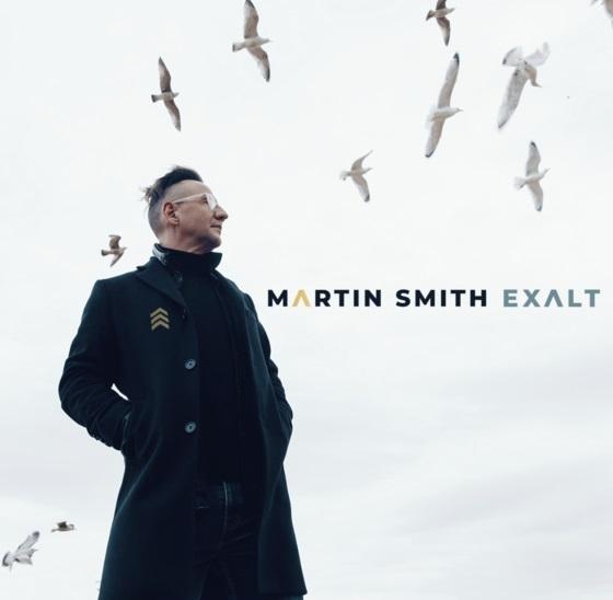 Martin Smith Drops Four Song EP 'Exalt'