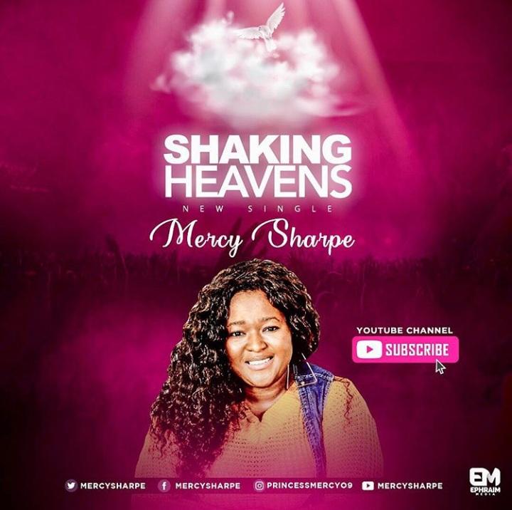 Mercy Sharpe - Shaking Heavens