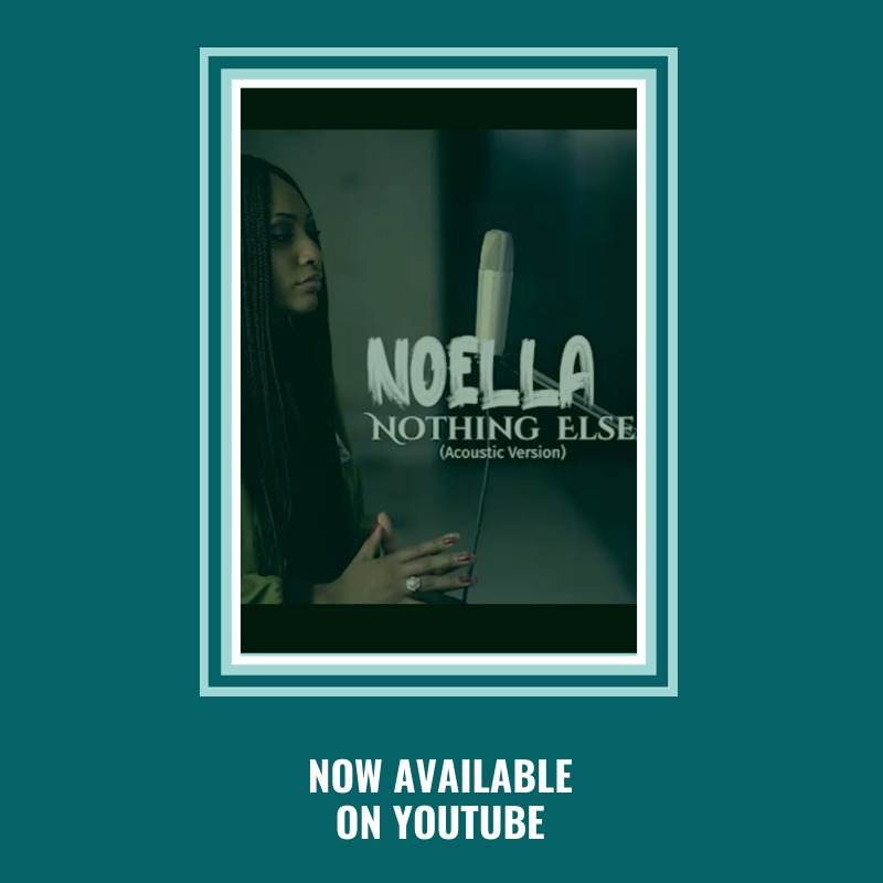 Noella Two Singles 'Who Can Compare' + 'Nothing Else'