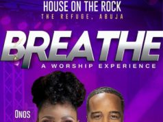 Onos Ariyo set for the Breathe Concert Abuja Edition