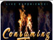 Tony Zino And The Ark Bearers - Consuming Fire
