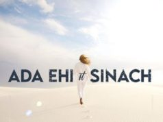 Ada Ehi – Fix My Eyes On You Ft. Sinach