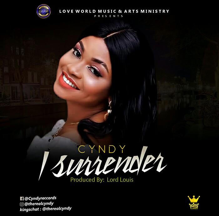 Cyndy Amaefule - I Surrender