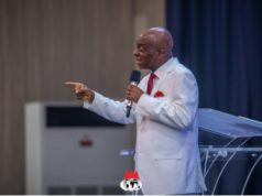 DOMI Stream Today Sunday Service Live April 5, 2020 - Bishop Oyedepo
