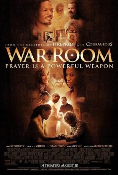 'War Room' cast reunite to host livestream prayer