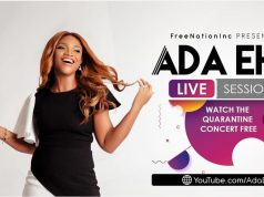 Ada Ehi Live Sessions