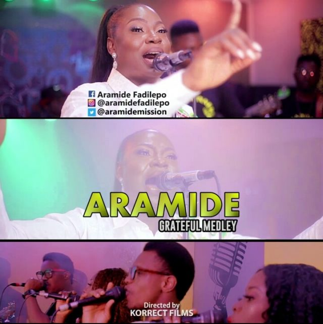 Aramide - Grateful Medley