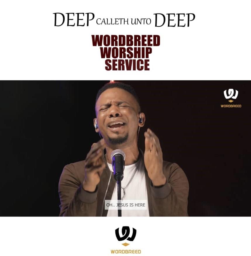 """""""Deep Calleth Unto Deep"""""""
