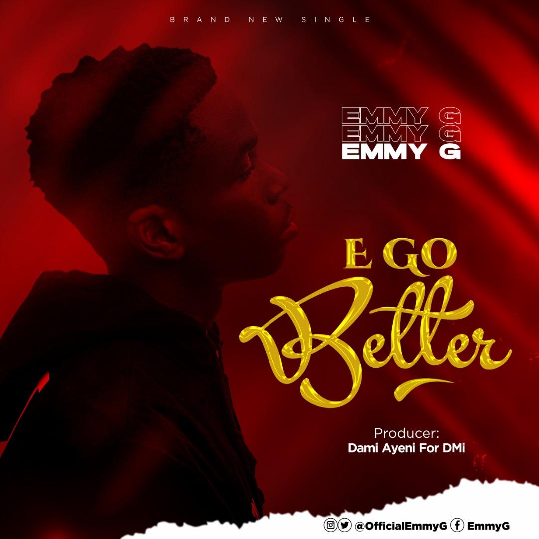 Emmy G - E Go Better