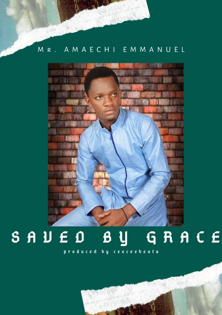 Mr. Grace - Saved By Grace