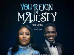 """P-Shantel feat. Preye Odede """"You Reign In Majesty"""" Now on Digital Stores"""