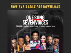 Samsong - My Life Belongs to You Ft. Eben, Ada Ehi, Prospa Ochimana, Pastor Saki & Pastor Ruthney