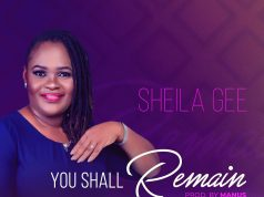 Sheila Gee - You Shall Remain