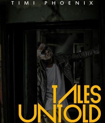 Timi Phoenix new audio book titled 'TALES UNTOLD