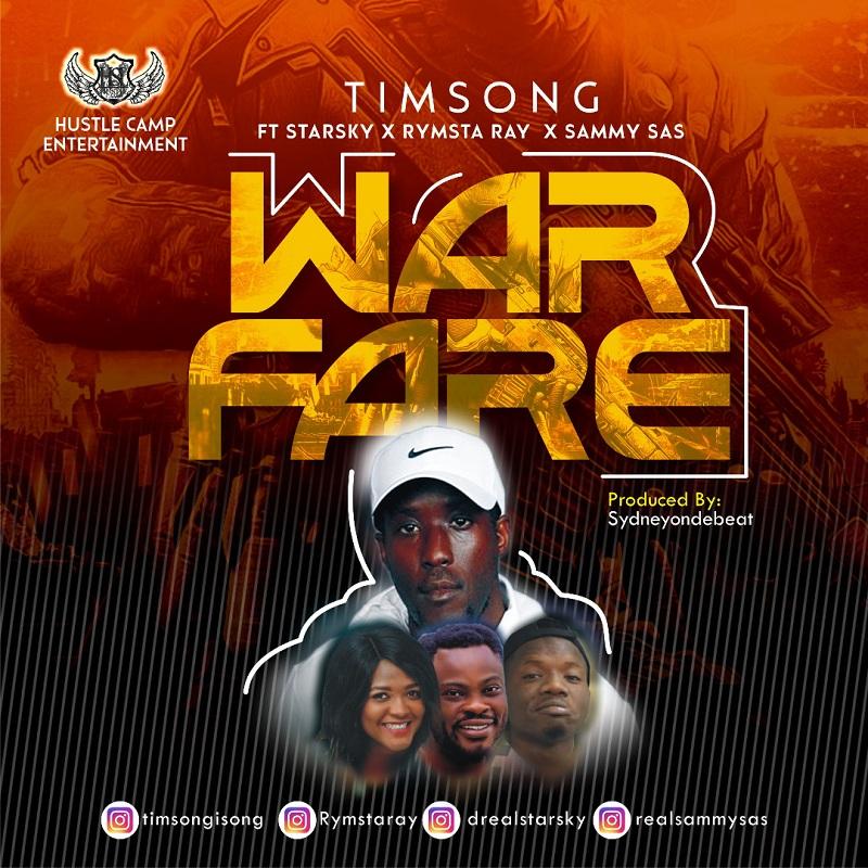 Timsong - Warfare ft. Rymsta Ray, Starsky & Sammy Sas