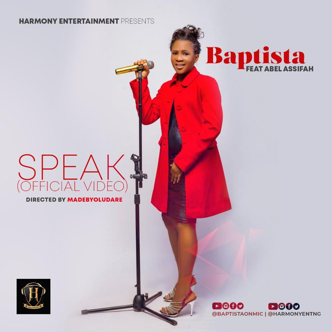 Baptista - Speak ft. Abel Assifah