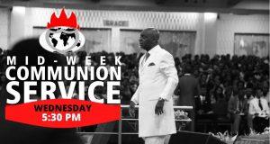 DOMI Stream Mid-week Communion Service