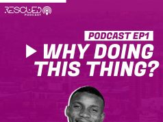 "Enyo Sam Launches first episode on ""Rescued Podcast"""