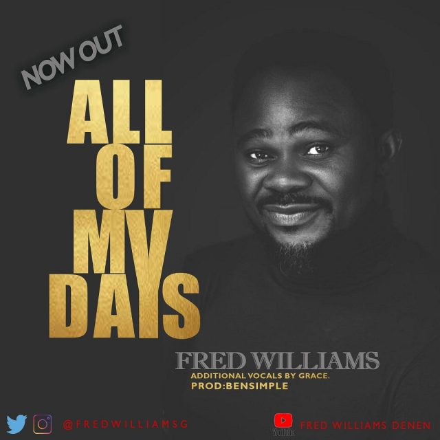 Fred Williams - All My Days