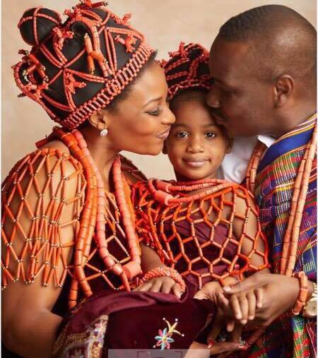 Ibidunni Ituah-ighodalo Husband and Child