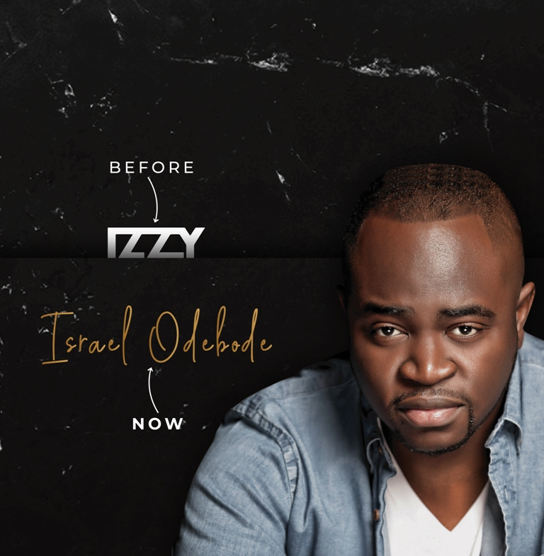 Izzy Re-brands to full name, Israel Odebode