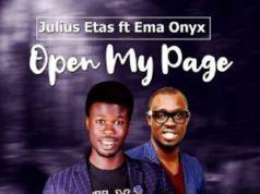 Julius Etas - Open My Page ft. Ema Onyx